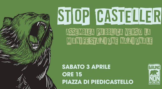 Assemblea pubblica verso la manifestazione del 10 aprile